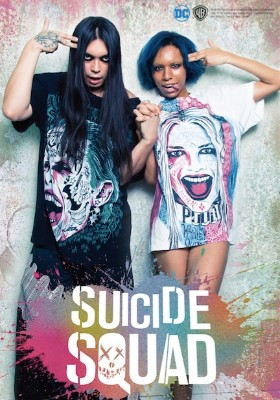 【SUICIDE SQUAD】ヴィレヴァン限定グッズ!