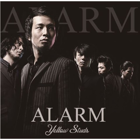 YELLOW STUDS / Alarm (CD+BANDANA Special Set) ≪数量限定≫