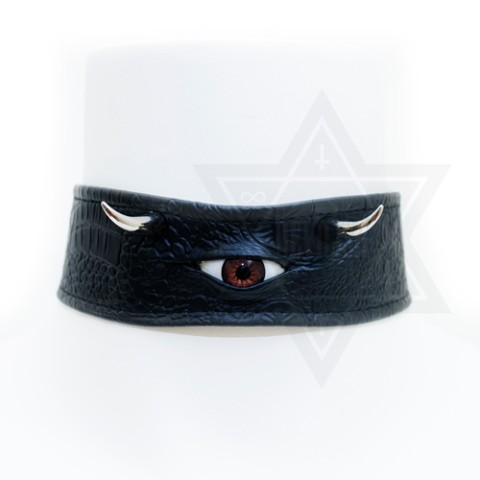 【Devilish】Dark Demon choker