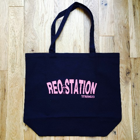 【TTRE】REO STATIONトートバッグ