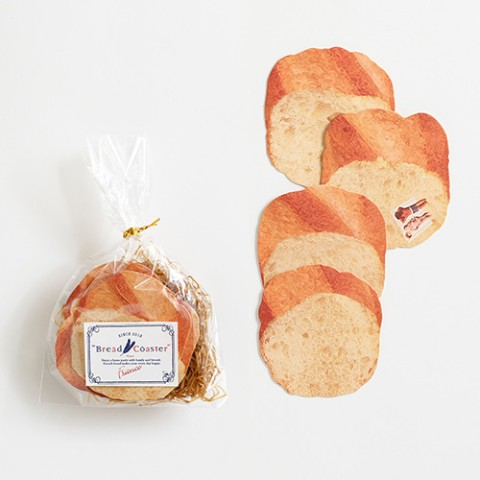 【TAKI PRODUCTS】Bread Coster(4枚入り)