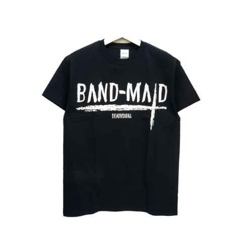 BAND-MAID deathsight Tシャツ 黒 S