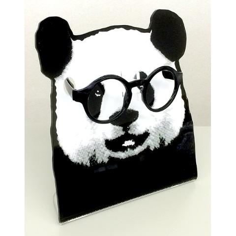 【動物雑貨】アニマルグラスホルダー(パンダ)