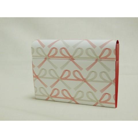 【HOUSO】紙のカードケース「水引」
