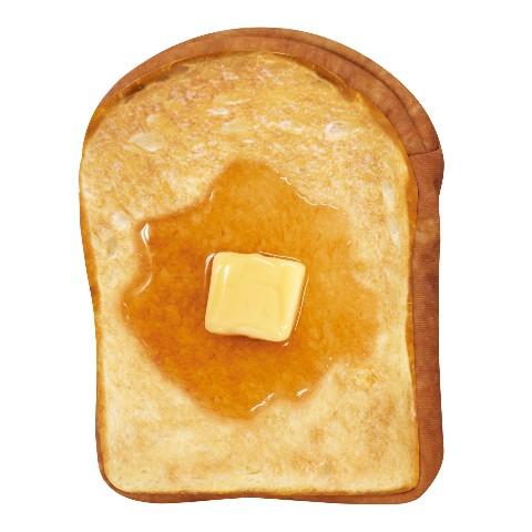 【パンポーチ】まるでパンみたいなポーチ(ハニートースト)