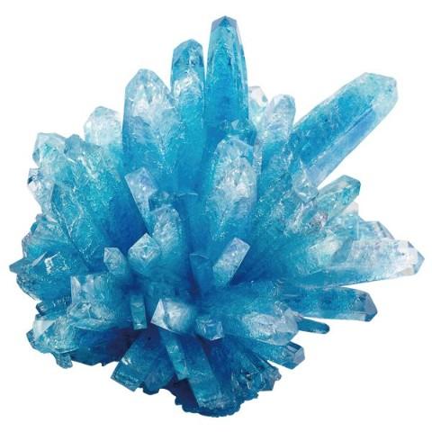 【OTOGINO】ニョキッと成長するマジッククリスタル BLUE