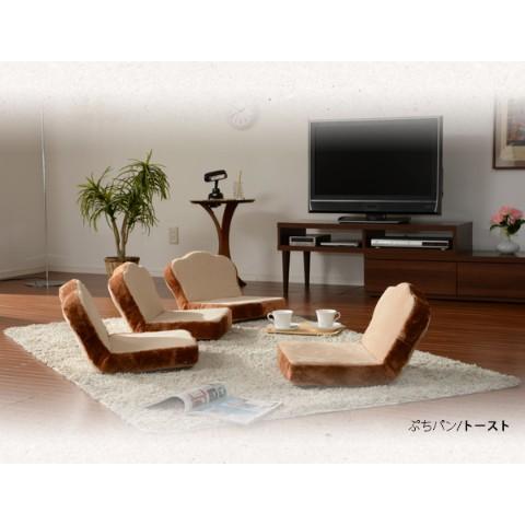 ミニ食パン座椅子セット(トーストver)