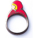 【LITTLE RAYMOND】Red Hood RING