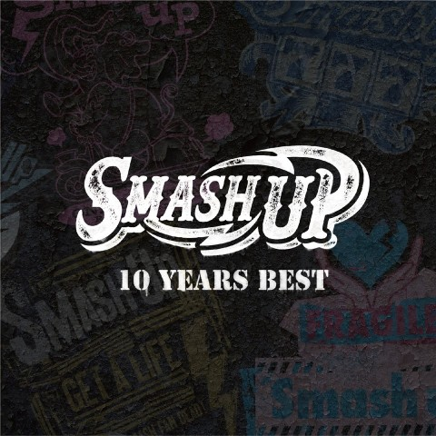 SMASH UP / 10 YEARS BEST【VV特典あり】