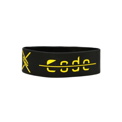 【PassCode】 Official Rubber Band YELLOW