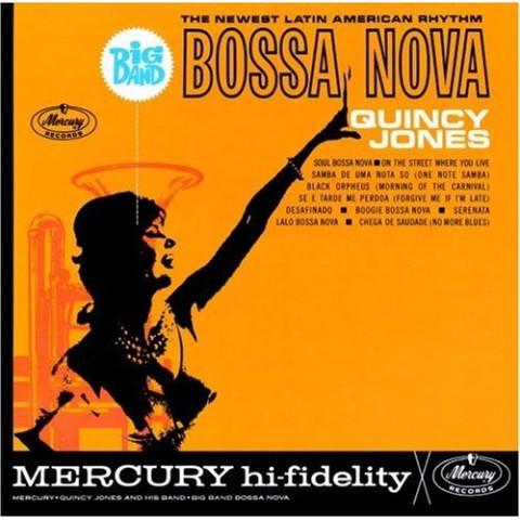 QUINCY JONES/BIG BAND BOSSA NOVA