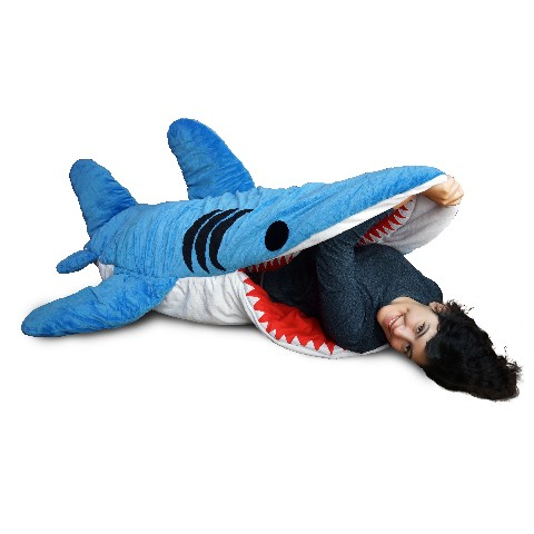 【Chumbuddy】例の「サメの寝袋」ヴィレヴァン通販上陸!!