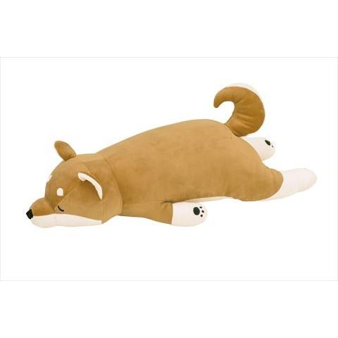 【プレミアムねむねむ】抱きまくら(L) 柴犬のコタロウ