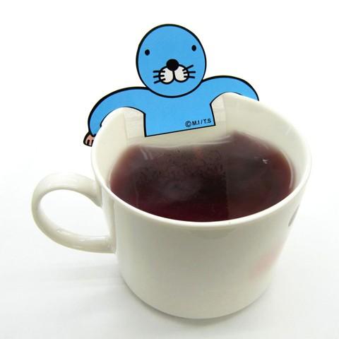 【ぼのぼの】ティーバッグ(お茶会)