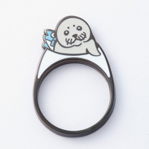 【LITTLE RAYMOND】PUP RING