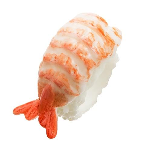 【食べ物アクセサリー】寿司リング(えび)