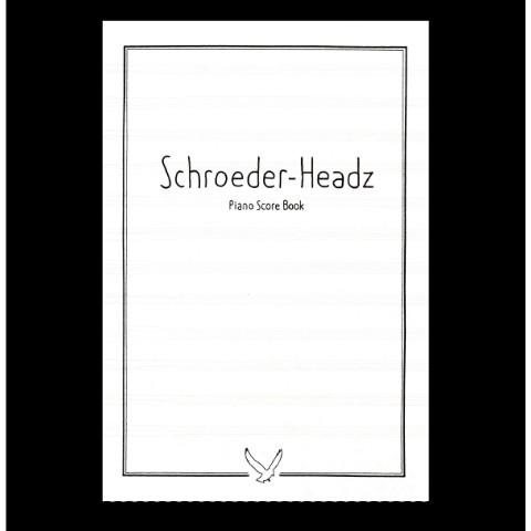 【Schroeder-Headz】スコアブック / ヴィレヴァン通販