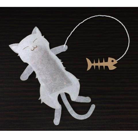 【ocean-teabag】お昼寝猫のティーバッグ取り扱い開始!!